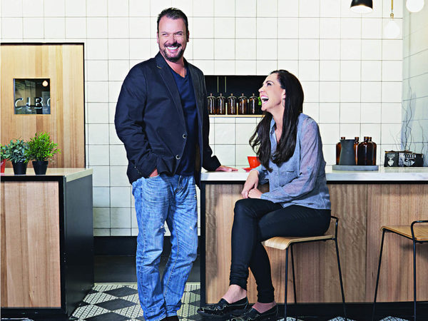The Connection Between Power Couple Jeff And Janine Allis