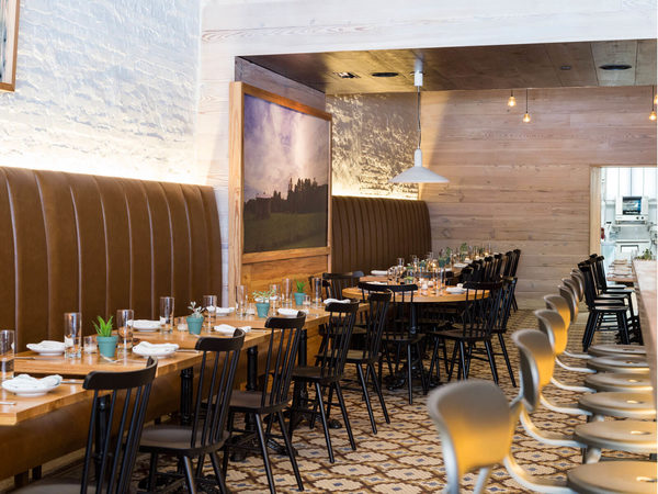 The hottest no tipping restaurants in nyc qantas travel for Akash pacific cuisine