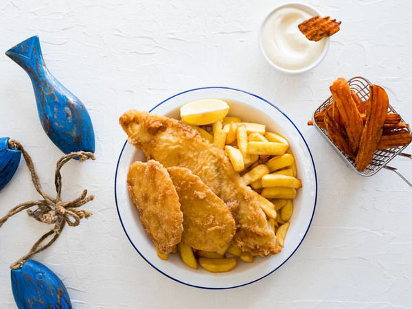 Get your hooks into melbourne s 10 best fish and chips for Best fish and chips in san diego