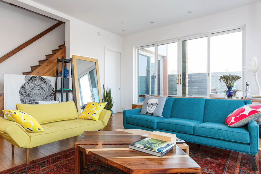 The 10 coolest airbnb apartments in new york city qantas for Airbnb apartments